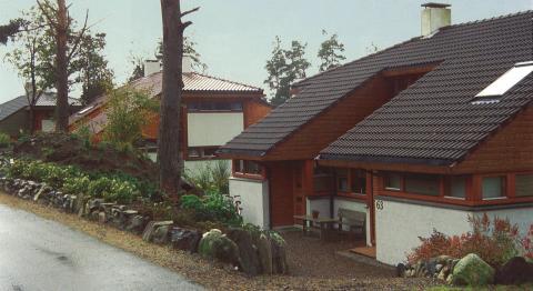 Liastølen, Stord. Foto arkitekten.