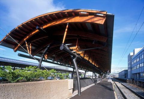 Drammen stasjon. Foto: Terje Solvang
