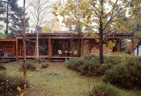 Villa Schreiner, Oslo. Foto Jiri Havran.