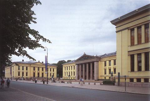 Universitetet i Oslo. Foto Jiri Havran.